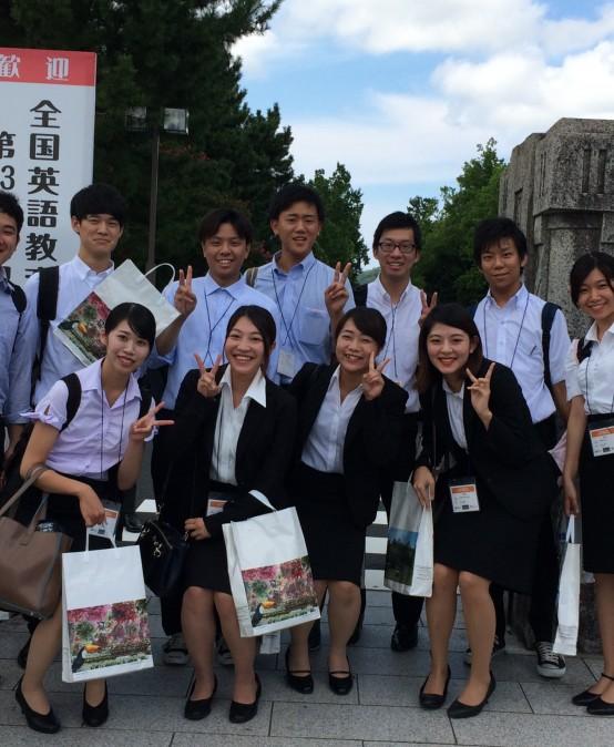飯村ゼミ,学会に参加しました!