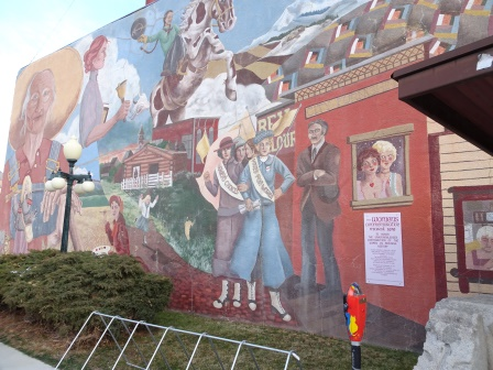 Visit to Montana