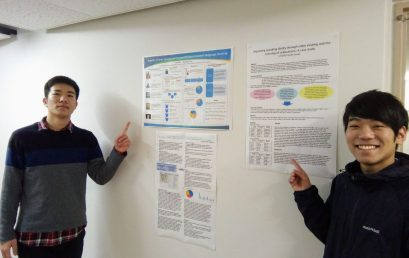 Students' posters
