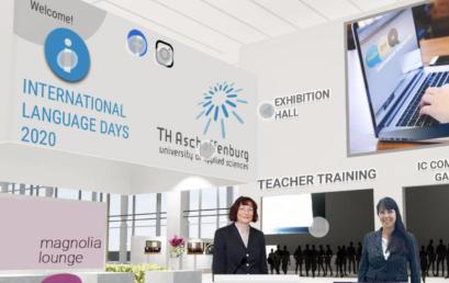 International Language Days 2020 への参加